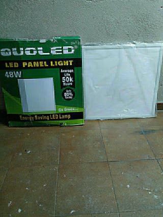 Panel LED 59cm PERFECTO ESTADO