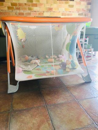 Parc infantil / Parque infantil