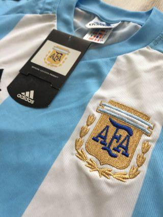 Camiseta Argentina, L