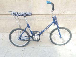 Bicicleta Motoretta 2 GAC plegable