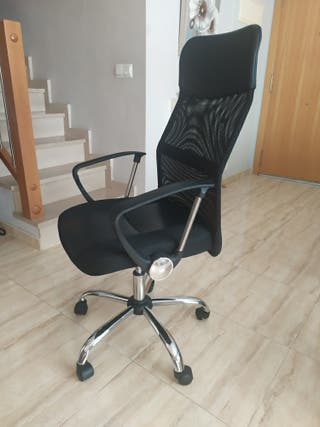 Silla de despacho, oficina o escritorio ergonómica