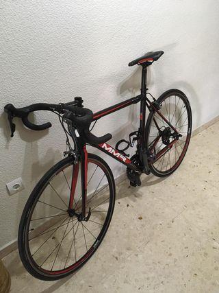 Bicicleta de carretera MMR2019