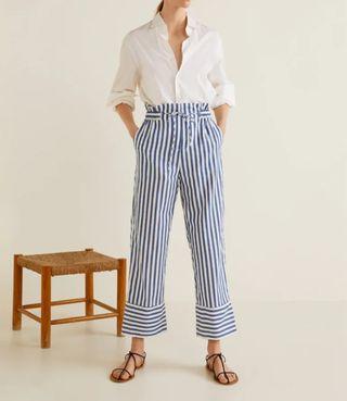 Pantalones Nuevos Mango