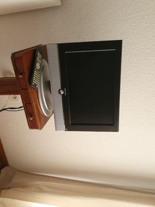 TV y DVD integrado DMTECH. 16 pulgadas