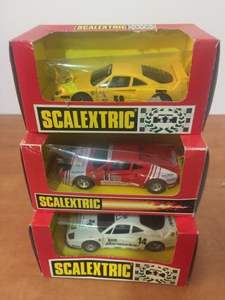 Coches Scalextric Exin