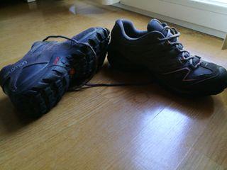 Zapato montaña