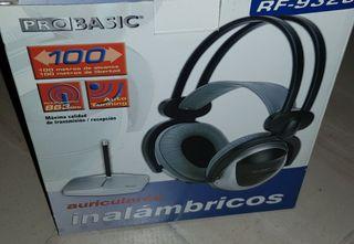 Auriculares inalámbricos SIN ESTRENAR Pro Basic