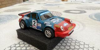 Porsche Carrera RS Scalextric Exin