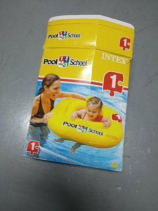 flotador de bebé para piscina