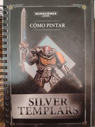 Guía de pintura Silver Templars