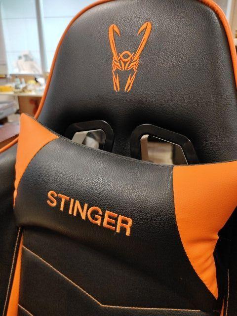 Silla gamer stinger station