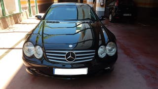 Mercedes-Benz SL 2001