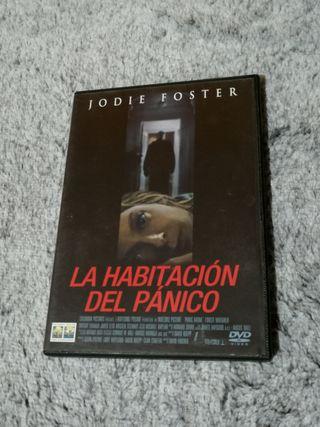Película La habitación del pánico