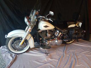 Harley Davidson Softail Heritage FLSTC