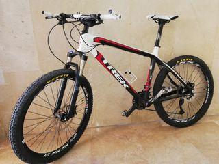 """Bicicleta MTB TREK ELITE Carbono 9.7, 26"""",Talla: L"""