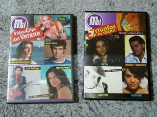Videoclips españoles