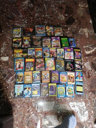 varios juegos Amstrad