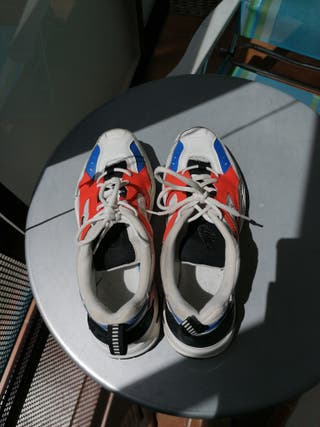 Nike M2k tekno mix