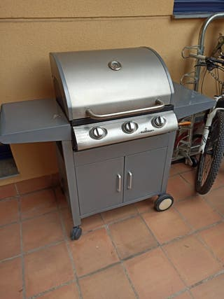 Barbacoa grillstar