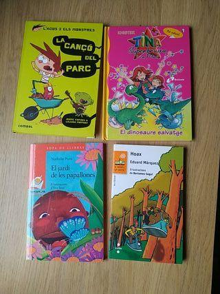 Libros infantiles.