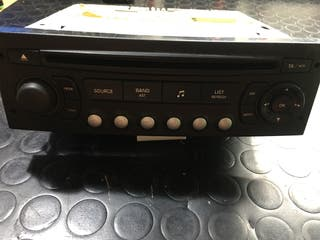 Se vende radiocd de Citroën C4