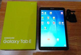 Tablet Samsung Galaxy Tab E 9.6 nueo
