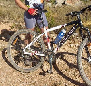 Bicicleta MTB BTT, talla M