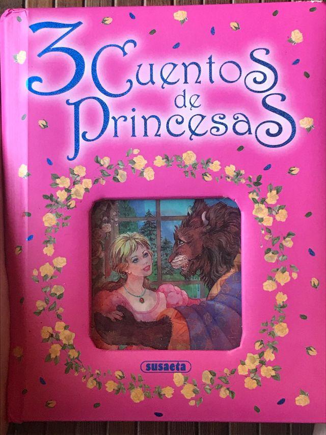 3 cuentos de princesas