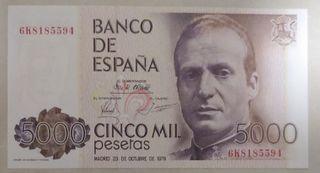 Billetes de Peseta