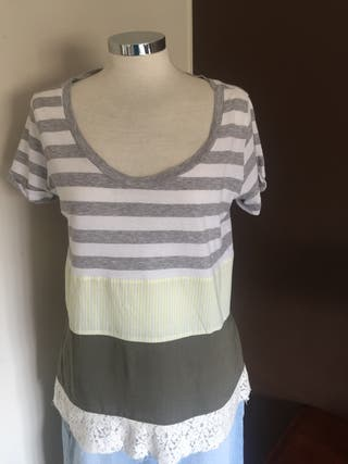 Camiseta/blusa