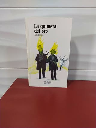 libro LA QUIMERA DEL ORO