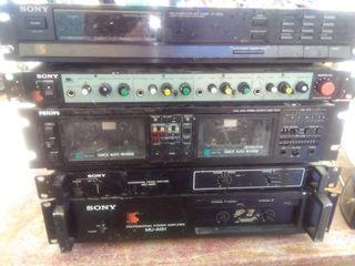 amplificadores Sony escucho oferta