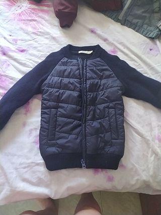 chaqueta punto invierno