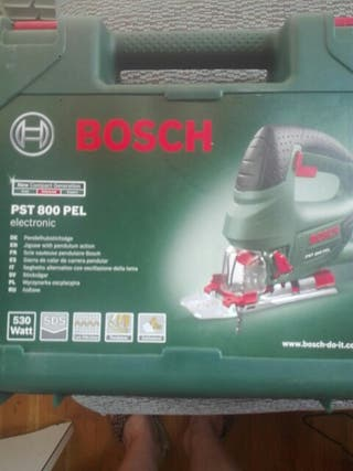 Caladora Bosch PST 800 Pel