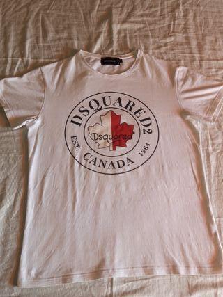 Dsquared2 camiseta talla L original