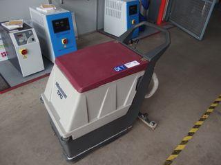 Fregadora manual con cable