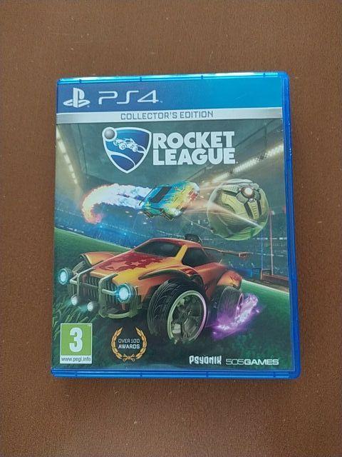 Rocket League para PS4