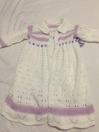 Precioso vestido de punto