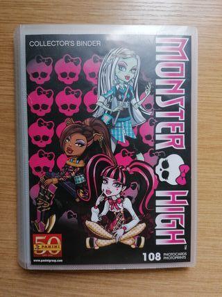 Album Monster High.