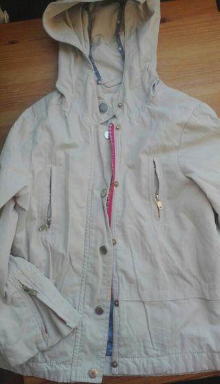 chaqueta zara girl 5/6 años