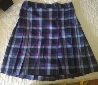 Falda del uniforme fec