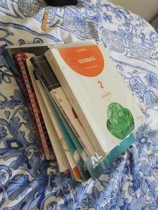 Libros Bachiller