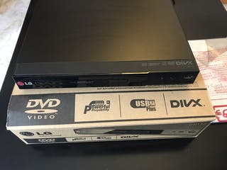 DVD LG - Reproductor (USB, MP3, DD)