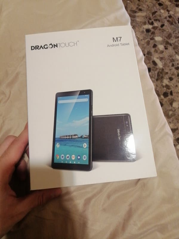 """Tablet dragon touch M7 7"""""""