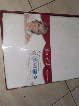 cubre colchón de cuna