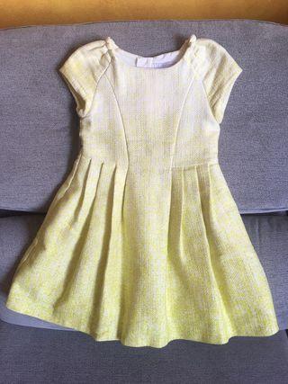 Vestido niña T. 5 años (110 cm), de Mayoral