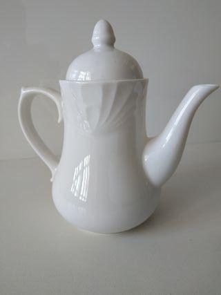 Porcelana Dudson teteras