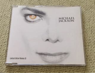 Michael Jackson Limited Edition Minimax CD
