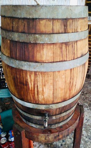 Barril de vino 90 litros