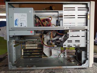 ordenador antiguo pentium 166 mmx